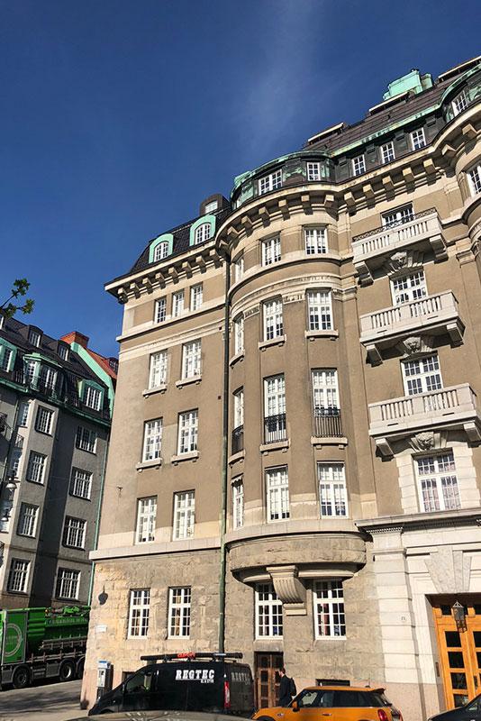 Digital Dominance Stockholm office